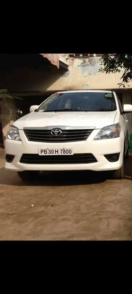 Innova for rent or daily base