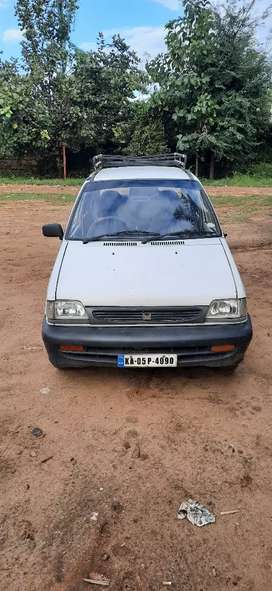 MARUTI 800 FOR SALE (LPG and PETROL)