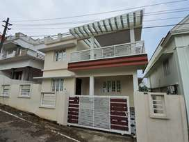 5 Cent's 2200 sqft 4 BHK brand new house Rs. 63 lakhs