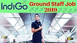 Airport Ground staff Requirement 2019 call HR SONAM, 783827,4310
