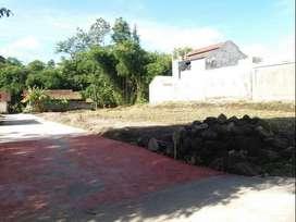 Angsur 12x: Tanah Siap AJB Dayu Asri Jakal Km 8