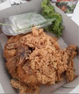 ayam utuh ater ater
