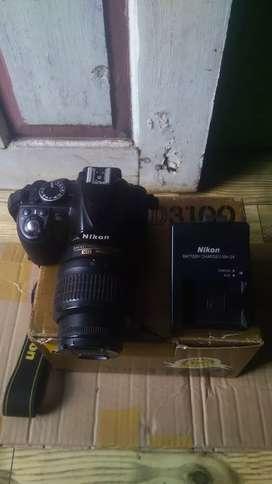 Nikon D3100, barang bagus. Baca!