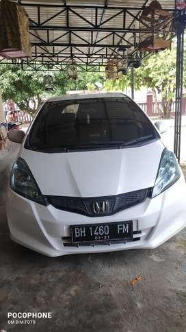 Honda jazz Type S 2011 tangan pertama