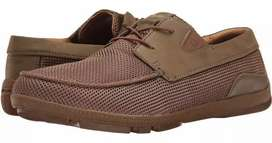 Olukai mano mesh brown shoes