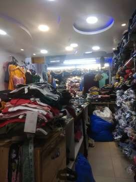 Salesman Required for a Retail clothes store