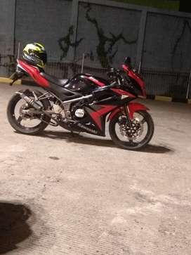 Kawasaki ninja rr new 2014