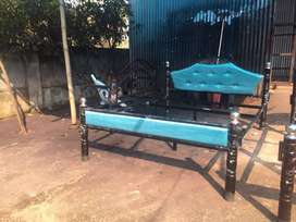 New Design Iron Bed All Size Available Home Delivery available