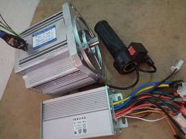 Bldc motor electric bike kit 1000w,48v,