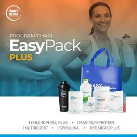 Smart Detox - Easy Pack Plus Program 7 hari