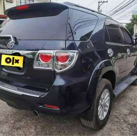 Toyota Fortuner 2.7 VVti on instalment