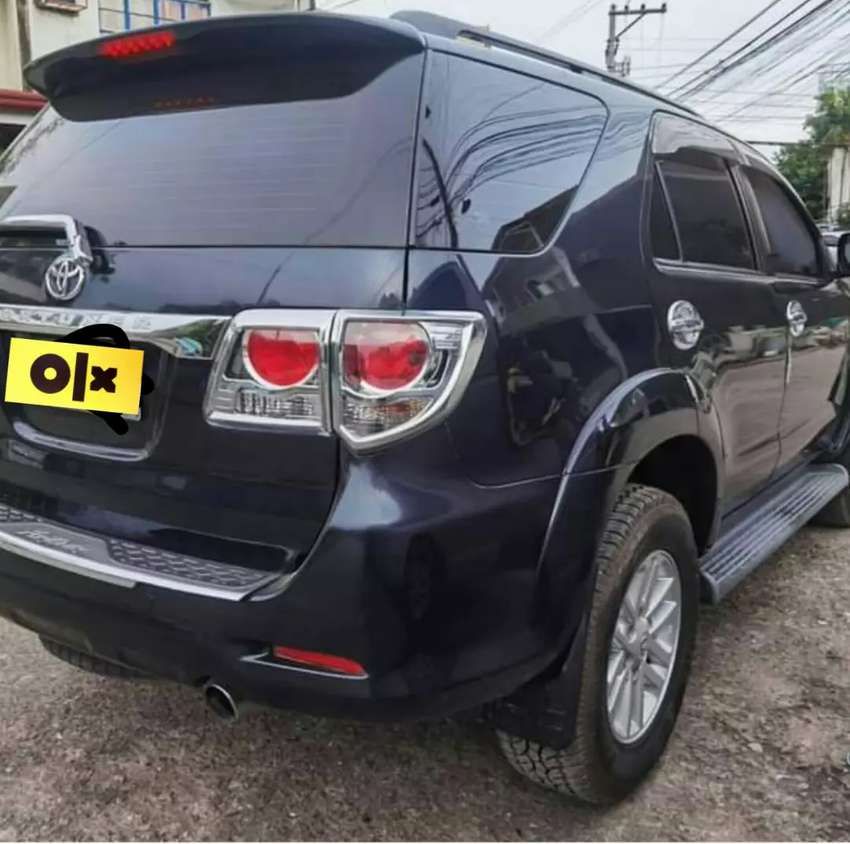 Toyota Fortuner 2.7 VVti on instalment 0