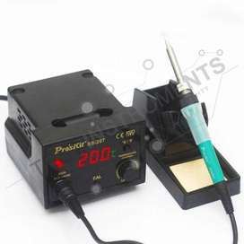 SS207H Proskit soldering station In Pakistan Rs.15,500/-