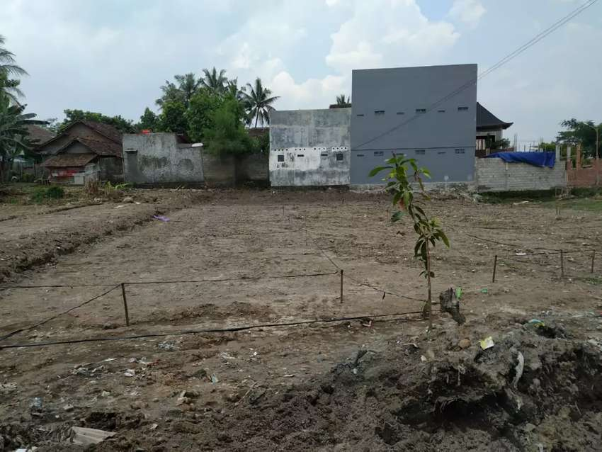 Tanah kapling siap bangun lingkungan perumahan