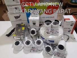 CCTV AHD NEW ¤ 4 kamera:4 Ch~Di karawang barat*