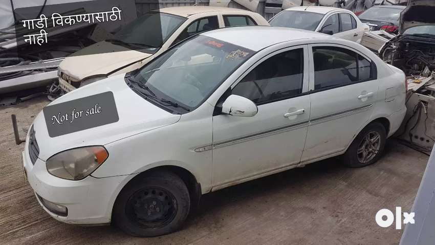Hyundai Verna only part's for sale