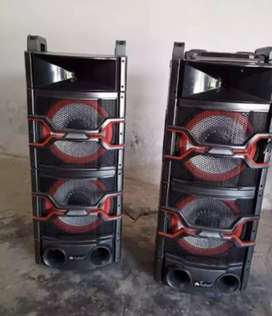 I want to sale my woofer brand new condition