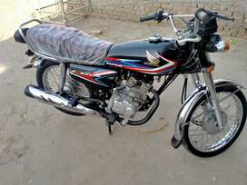 CG 125 2019 for sale