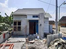 Rumh baru murah mruah lokasi timur kantor desa selomartani hanya 416jt
