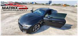 BMW M4 Black 2015 ATPM with carbon finish