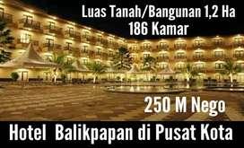 Dijual Hotel di Balikpapan