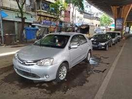 Toyota Etios 2012 Petrol Well Maintained