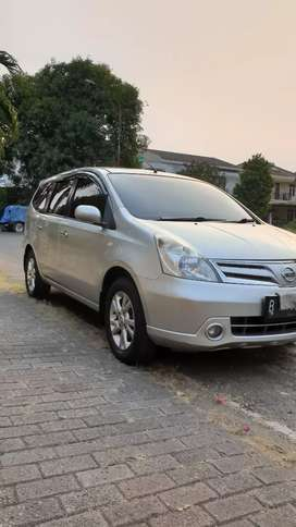 NISSAN GRAND LIVINA XV 2011 Mint Condition Plat B DKI