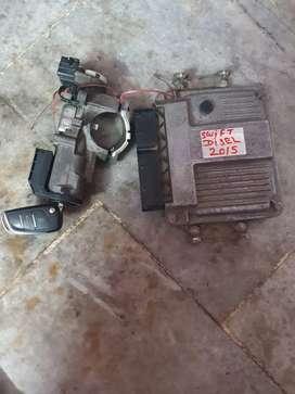 Swift diesel kit