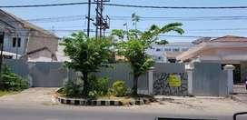 Disewakan Tanah Pusat Kota Lokasi Strategis Jl Anjasmoro