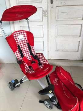 Stroller isport urbini