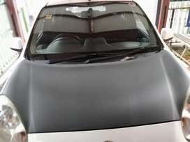 Wrapping sticker mobil