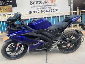 Yamaha R15 V3 2019 Abs in showroom condition.