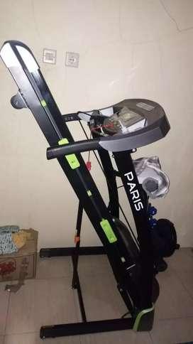 Treadmill listrik auto incline,Bisa Kredit
