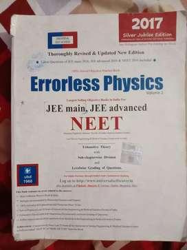 UNIVERSAL ERRORLESS PHYSICS CLASS 12th