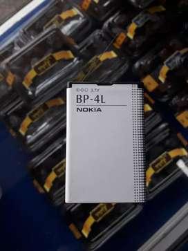 Jual Batere Nokia E63 BP 4 Ln masih bagus.