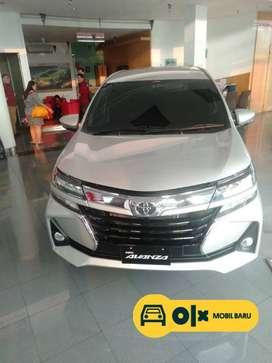 [Mobil Baru] Toyota Avanza G M/T NIK 2019