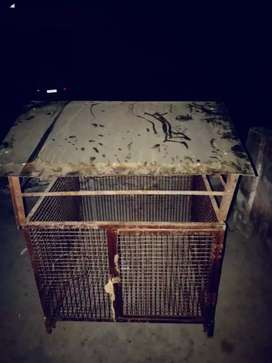 Iron cage 7500
