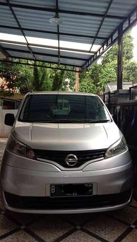 Nissan Evalia ST Manual 2013