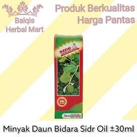 Sidr Oil Minyak Daun Bidara Greensafa 30ml