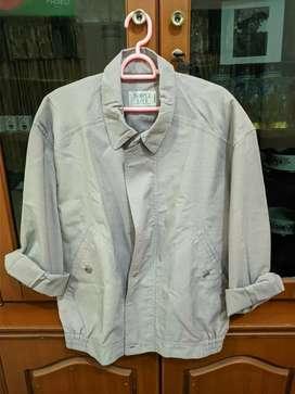 Jaket Harrington Abu Size L fit XL