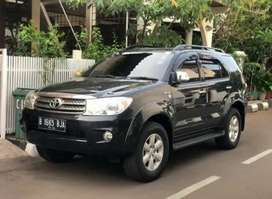 Fortuner G Matic 2009