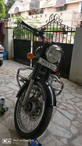Minimally used and excellent condition  RE Classic 350 for Sale