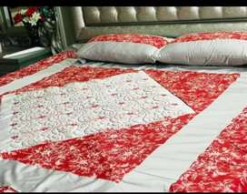 Best Embroidered patch Bedsheets