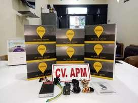 GPS TRACKER pelacak kendaraan mobil/motor, gratis server