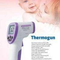 Termometer Gun Infrared Akurat Thermometer Non Contact..Alat Pengukur