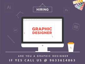 WANTED GRAPHIC DESIGNERS