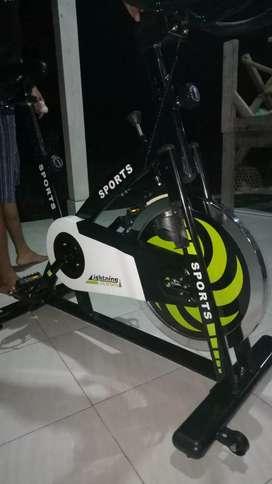 Sepeda gym spinning bike 9.2 BEST