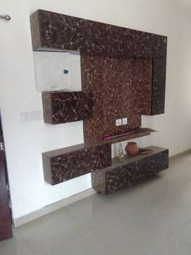 2bhk semi furnished flat in supertech