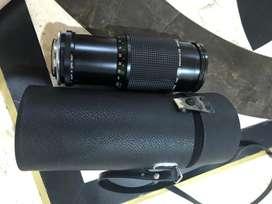 Lensa vivitar 80-200 mm analog MURAHHH