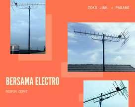 Ahli Teknisi Pasang Sinyal Antena TV